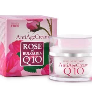 крем за лице с Q10 Anti age